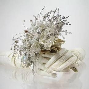 Buket izrađen od perlica