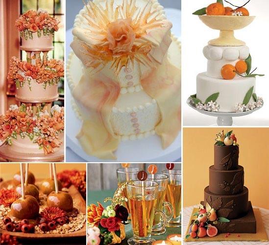 Ljetno vjenčanje: Narančasta eksplozija