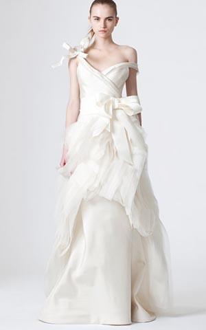 Vera Wang – bijele vjenčanice