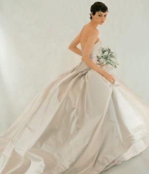 Bijela boja kao inspiracija za vjenčanje