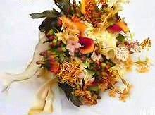 Cvijece za jesensko vjencanje