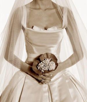 Veo uz vjenčanicu
