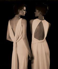 Dizajn vjenčanice – izbor izreza na leđima