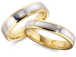 Izbor vjenčanog prstenja