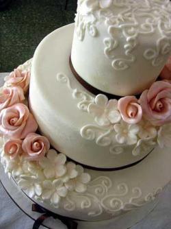 Kako izabrati svadbenu tortu