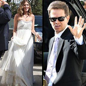 Mark Wahlberg i Rhea Durham 2
