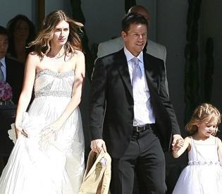 Mark Wahlberg i Rhea Durham