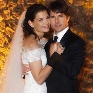 Tom Cruise i Katie Holmes najskuplja vjenčanja