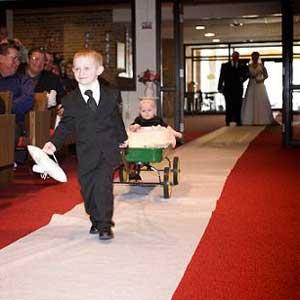 djeca na vjenčanju