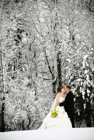 Boje za zimsko vjencanje