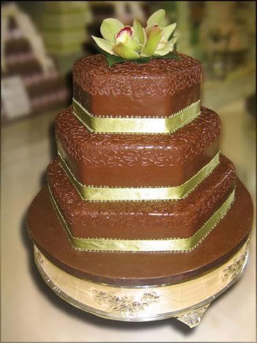 Cokoladne svadbene torte-1