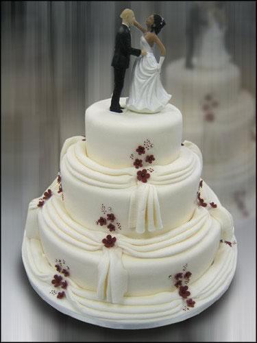 Figure na vrhu svadbene torte-6