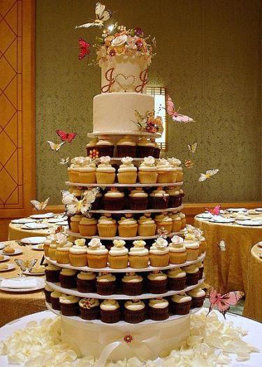 Sto umjesto svadbene torte - slike -4