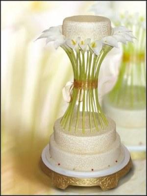 Svadbene torte neobicnog izgleda-6