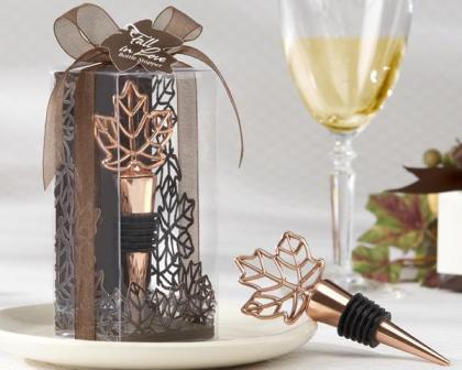 Vjenčanje u jesen - zahvalnice, konfete i pokloni za goste za-4