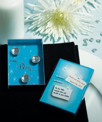 Vjenčanje u proljeće - zahvalnice, konfete i pokloni za goste-2