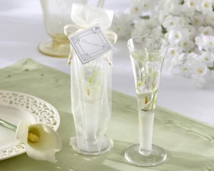 Vjenčanje u proljeće - zahvalnice, konfete i pokloni za goste