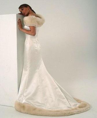 Vjenčanica za zimsko vjenčanje-2