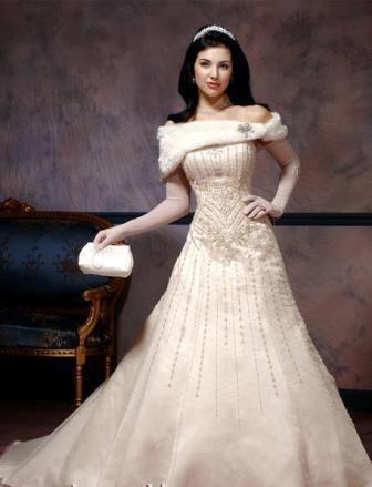 Vjenčanica za zimsko vjenčanje