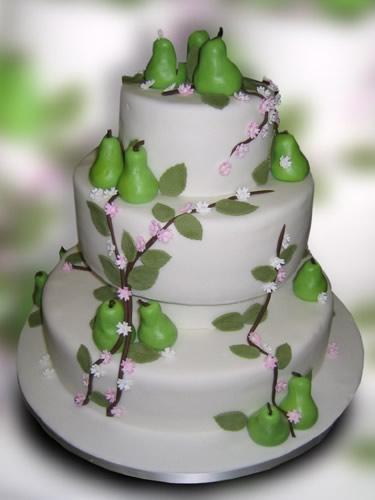 Vocne svadbene torte