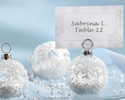 Zimsko vjenčanje - zahvalnice, konfete i pokloni za goste-2