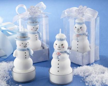 Zimsko vjenčanje - zahvalnice, konfete i pokloni za goste-3