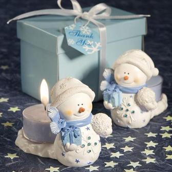 Zimsko vjenčanje - zahvalnice, konfete i pokloni za goste-6