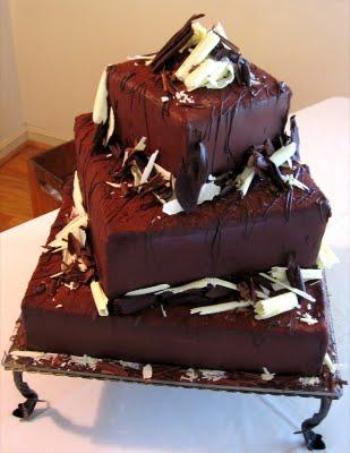 cokoladne svadbene torte-5