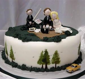 figure na vrhu svadbene torte-4