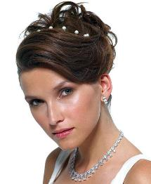 frizure za vjencanje  -trendovi 2010-2