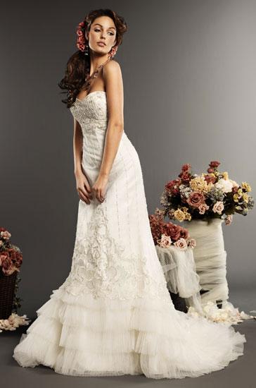 moderne vjencanice za 2010 -Eden Bridals-2