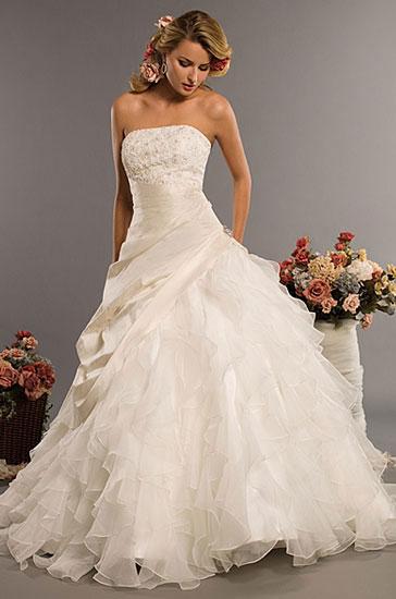 moderne vjencanice za 2010 -Eden Bridals-3
