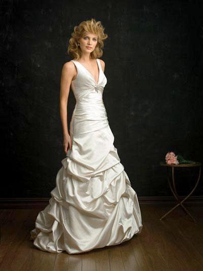 Vjenčanice Allure – kolekcija za 2010.