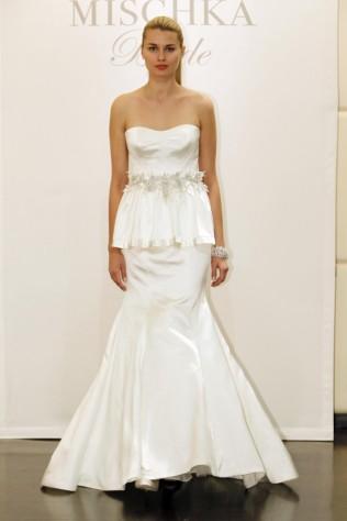 Vjenčanice Badgley Mischka kolekcija za 2011.