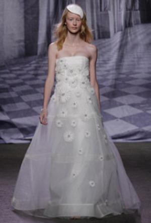 Vjenčanice Monique Lhuillier kolekcija za 2011.