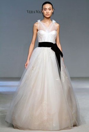 Vjenčanice Vera Wang jesen – zima 2010/2011.