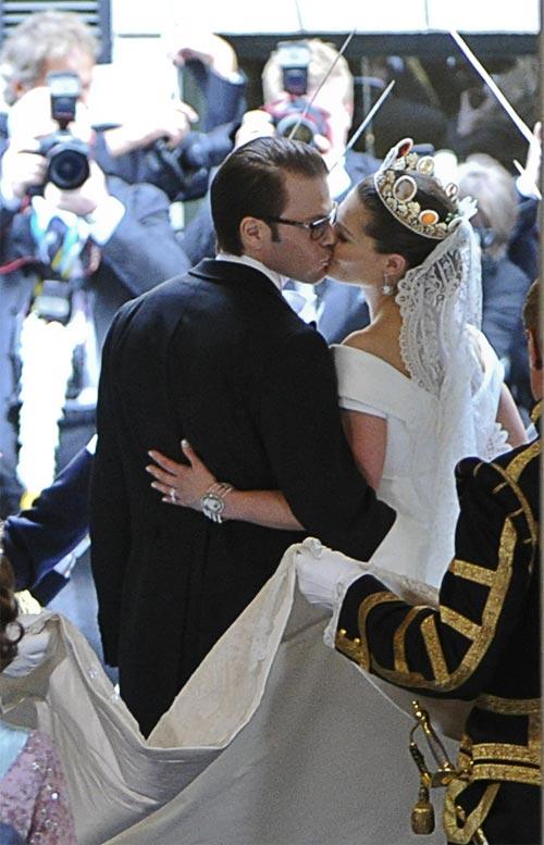 Vjenčanje švedske princeze Victorie
