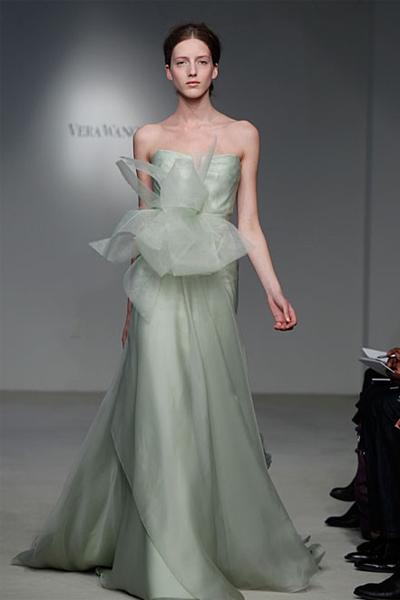 Vera Wang vjenčanice za 2012.