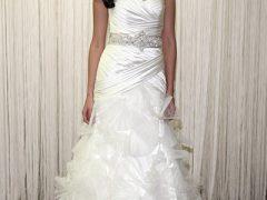 Badgley Mischka vjenčanice za 2012.