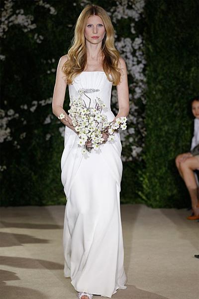 Carolina Herrera vjenčanice za 2012.