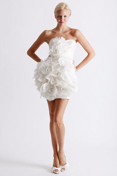 Marchesa vjenčanice za 2012.