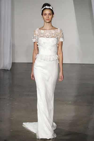 Najljepše vjenčanice za 2013.- Marchesa