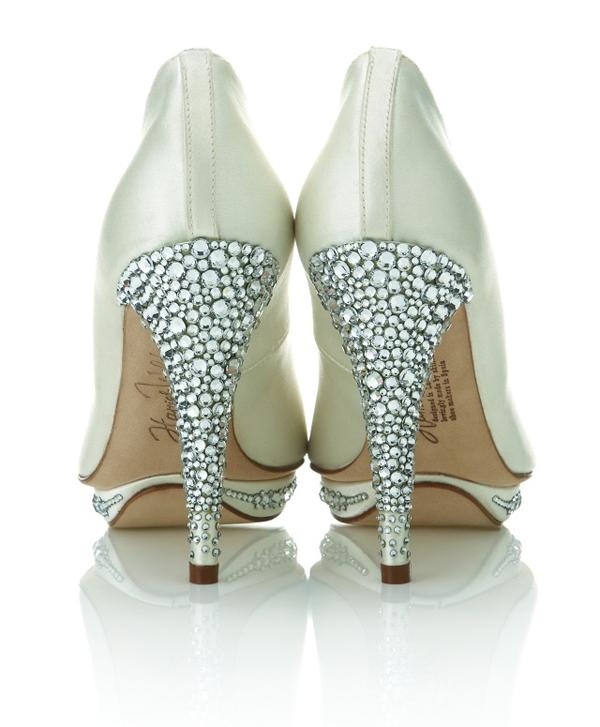 Moderne cipele za mladenke za ljeto 2013.