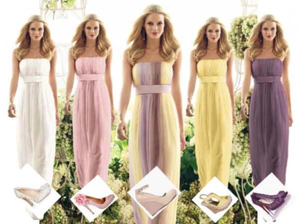 ideje haljina za djeveruše