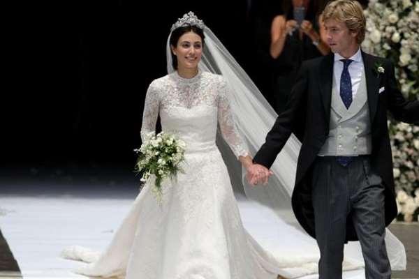 20 vjenčanica koje su nosile stvarne princeze