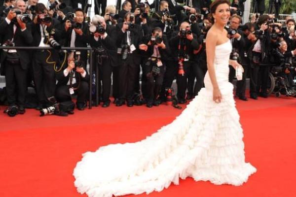 60 haljina s crvenog tepiha kao inspiracija za vjenčanicu