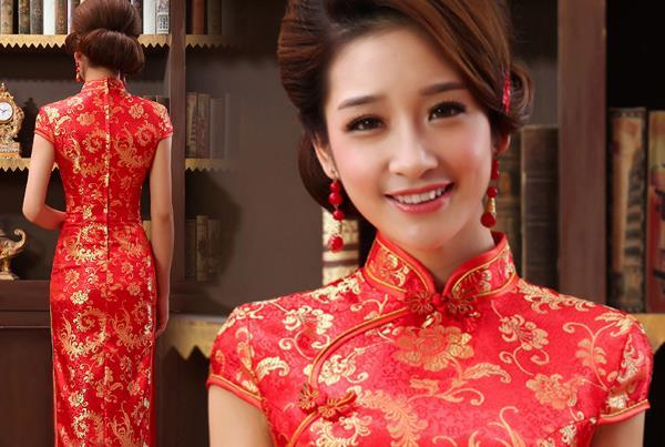 Ceremonije vjenčanja različitih kultura: Kinesko vjenčanje