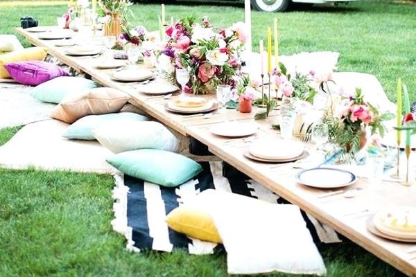 Piknik vjenčanje