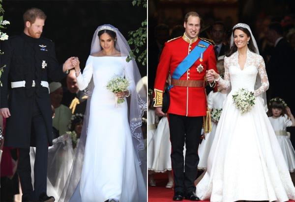 10 vjenčanica svih vremena o kojima se najviše pisalo