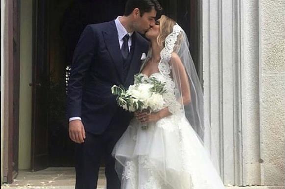 Detalj vjenčanice Franke Batelić koji će vas iznenaditi